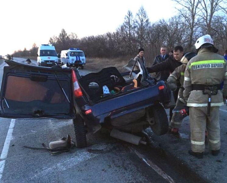 В страшной аварии погибли две женщины