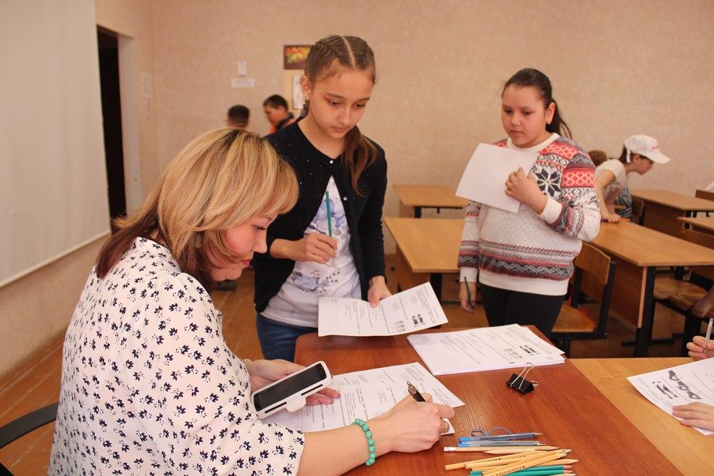 Сейчас в Лаишевской гимназии идет конкурс