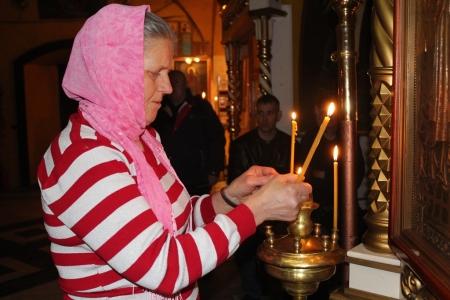 Со Светлой Пасхой! Поздравления от прихожан церкви Больших Кабан. ВИДЕО