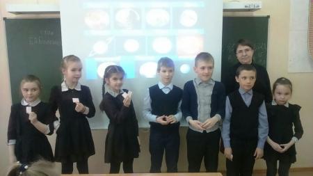 Школьники узнали, кто ковал космос
