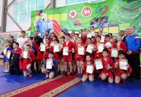 Воспитанники  Лаишевской ДСЮШ вновь заняли призовые места