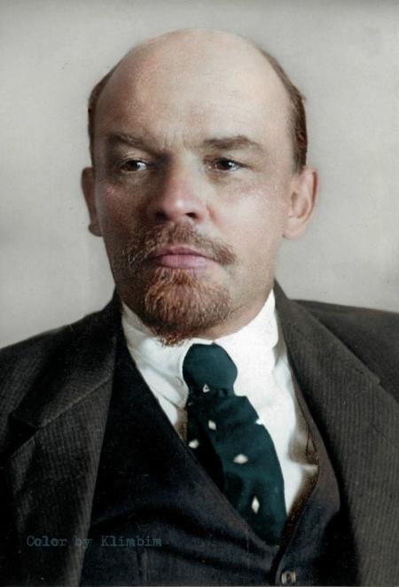Сегодня день рождения Ленина