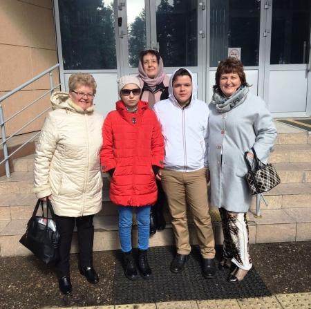 Знай наших или Лаишевские дети приглашены на конкурс в Санкт-Петербург