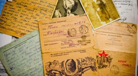 В музее Лаишевского края состоится выставка писем военных лет