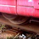 Авария в Казани: трамвай сошел с рельсов