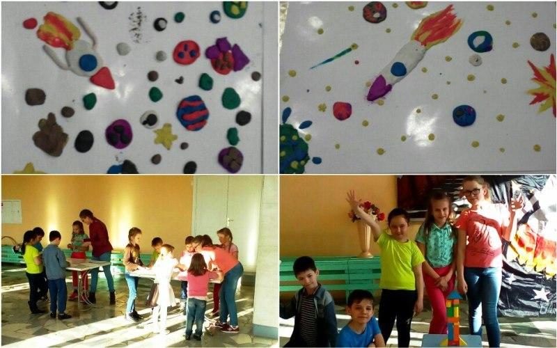 Как отметили День космонавтики в Лаишевском районе. Часть 3