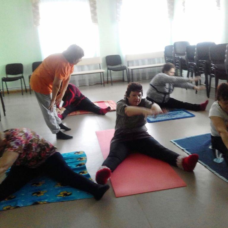 Как в Татарских Саралах отметили День здоровья