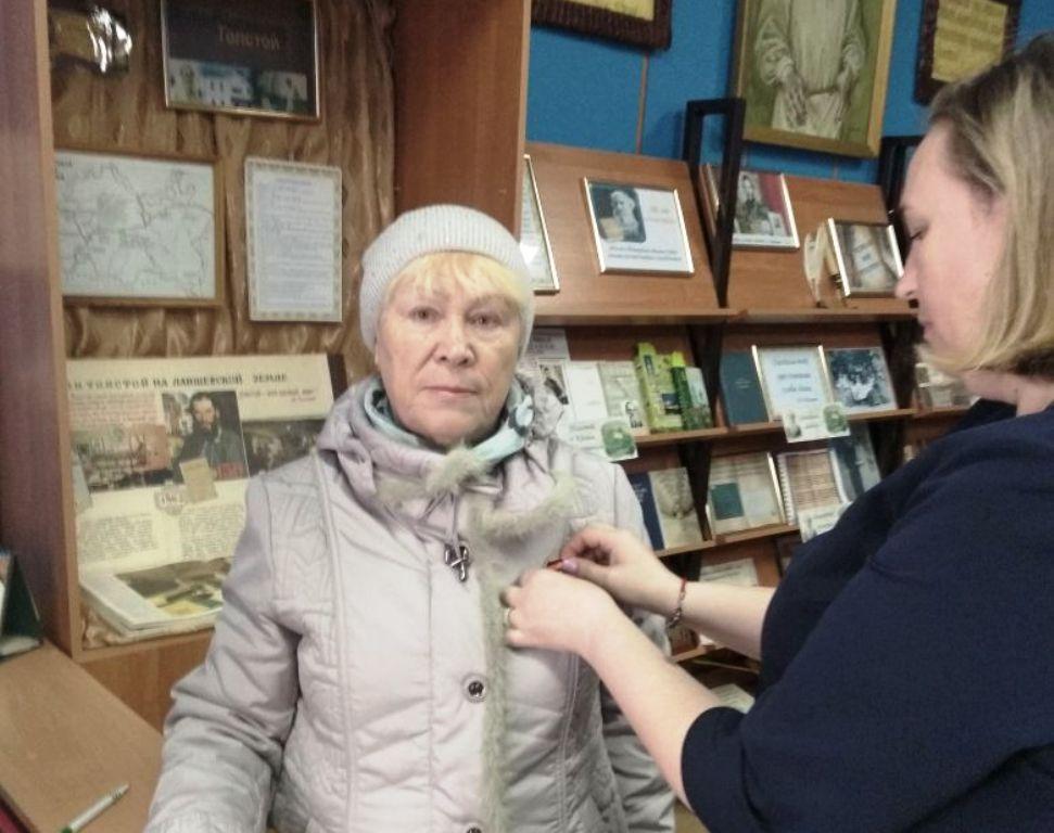 Патриотическая акция «Георгиевская ленточка» набирает силу  в Лаишевском районе