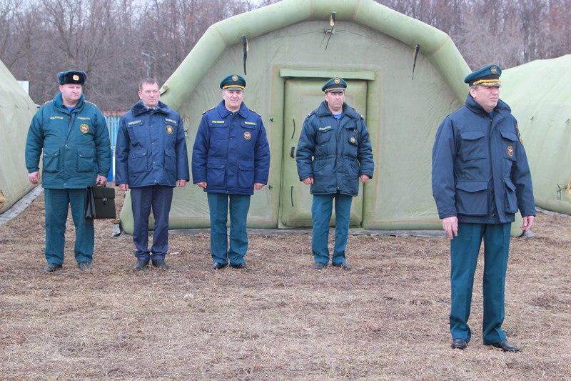 Лаишевский район готовится к учениям по гражданской обороне