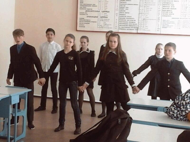 Флеш-моб в поддержку ЗОЖ прошел в Лаишевском районе
