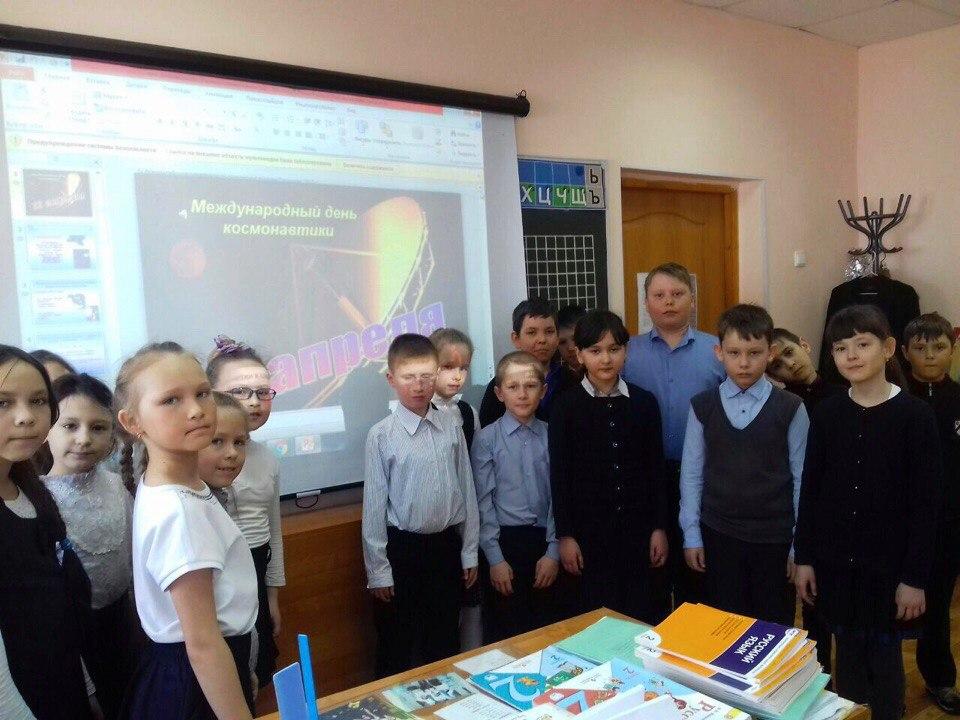 Насыщенным получился в Лаишевском районе День космонавтики