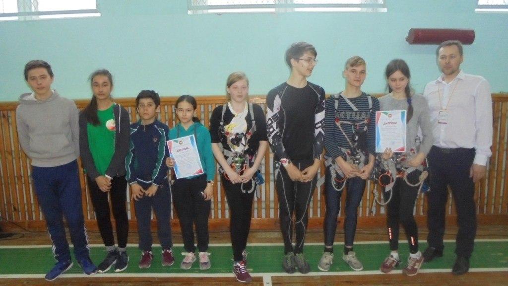 Команда «Офык» лидировала в Республиканских соревнованиях по по спортивному многоборью «СТАРТ UP»