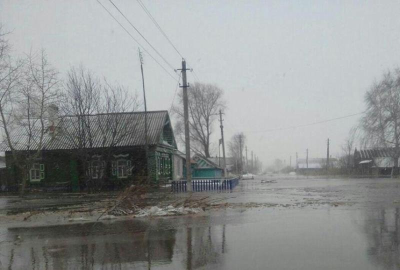 Паводок наступает на Татарстан