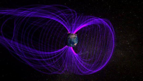 Ученые объяснили загадочный феномен в магнитном поле Земли