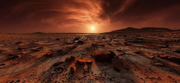 Эксперт NASA: Щит из магнитов может восстановить климат Марса