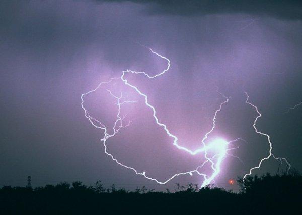 Ученые признали, что молнии являются главной загадкой природы