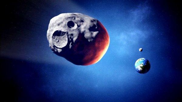 Перед ЧМ-2018 к Земле подлетит астероид размером с арену «Лужники»
