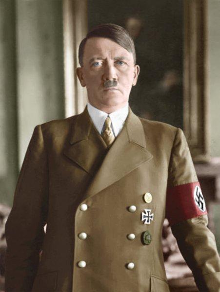 Зубы Гитлера рассказали о точной дате его смерти