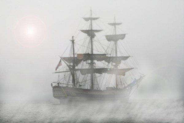Учёные рассекретят историю пиратства благодаря 400-летнему кораблю