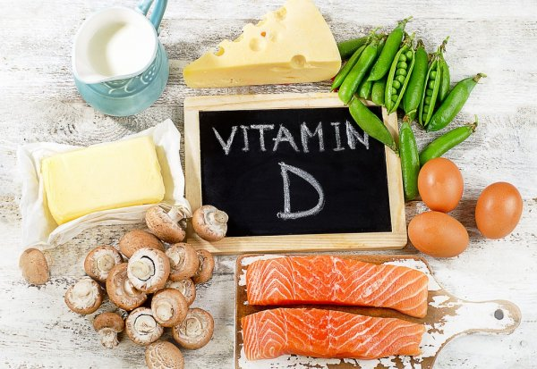 Ученые: Нехватка витамина D провоцирует ожирение у взрослых людей