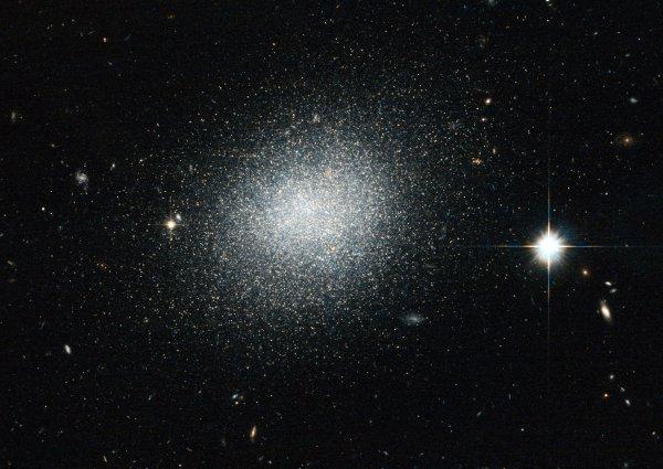 Ученые: Расширение Вселенной приводит к отдалению галактик