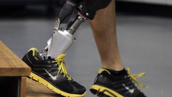 Студенты из Владивостока разработали более подвижный протез ноги