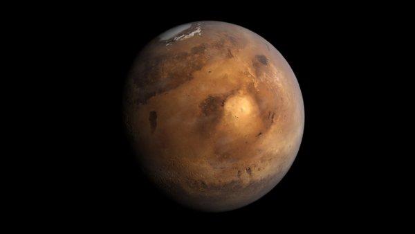 Ученые: На холодном Марсе колонизаторы получат тепловой удар