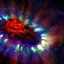 Взрывы сверхновых могут привести к ледниковому периоду на Земле