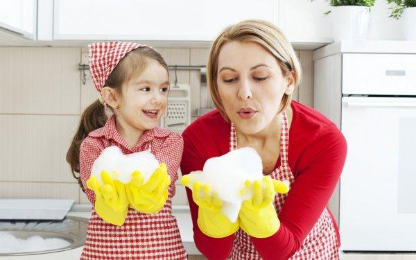Ученые выяснили, что иммунитет детей слабее, если в доме идеальная чистота