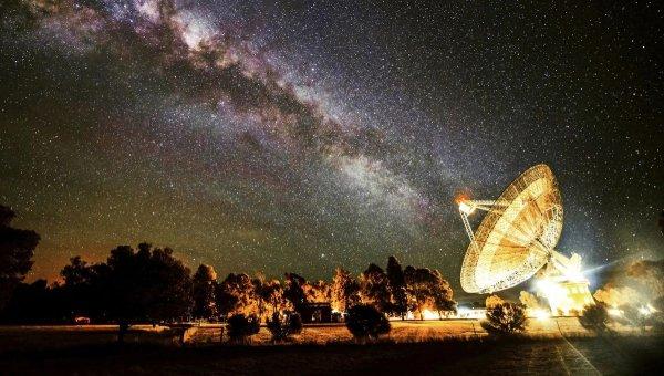 Специалисты Breakthrough Listen нашли в небе НЛО, издающий звуки сирены скорой помощи