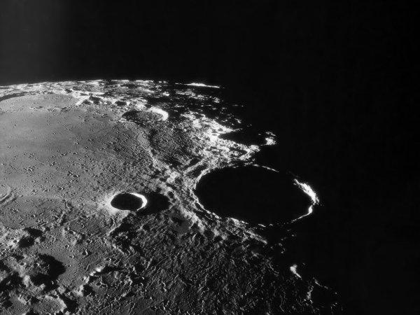 NASA создаст на Луне ракетный завод