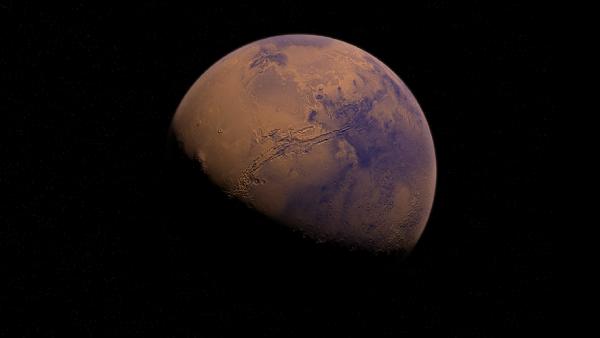 Ученые: Колонизировать Марс очень сложно из-за климата Красной планеты