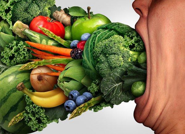 Медики: Растительная диета снижает риск смерти у человека