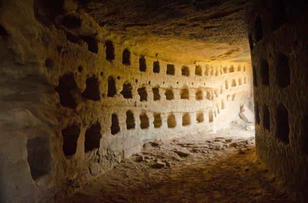 Ученые обнаружили следы развитых технологий в Древней Европе