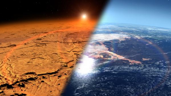 Эксперт: В каждом человеке есть гены предков с Марса