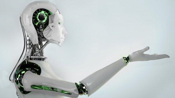 Японские ученые создали робота, которым управляют живые мышцы