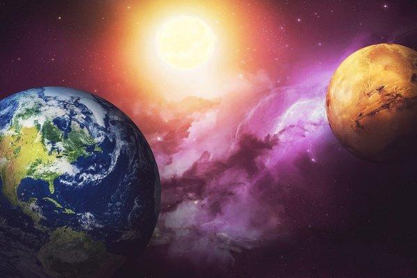 Ученые рассказали о грядущем в 2018 году Великом противостоянии Марса