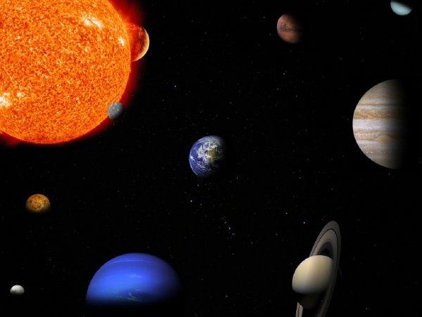 Ученые рассказали, как появилась Солнечная система