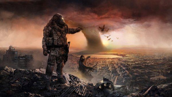 Летом планету ждет апокалипсис и Новый Мировой Порядок