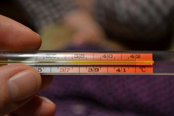 В России изобрели термометр с Bluetooth