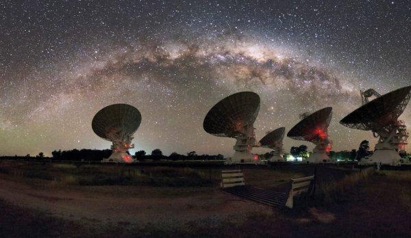 Инопланетяне говорят SOS: В США опубликовали секретные архивы