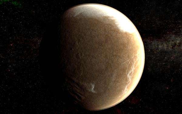 Астрономы открыли планету, где в году всего 19,5 дней