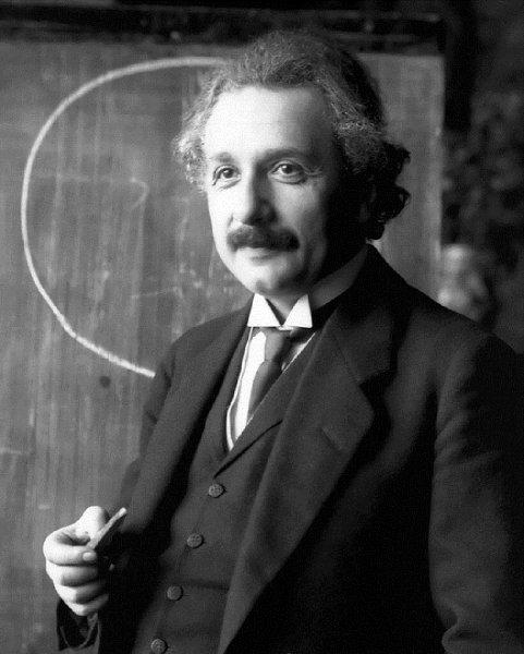 Эйнштейн оставил заметки о «грязных и глупых китайцах»