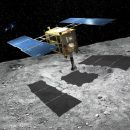 Зонд «Хаябуса-2» впервые снял вращение астероида Рюго