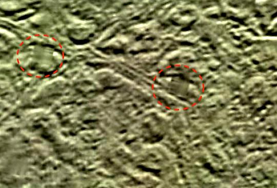 Секретную базу инопланетян нашли на спутнике Нептуна