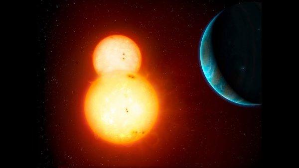 Уфологи: NASA держит в секрете существование звезды-близнеца Солнца Немезиды
