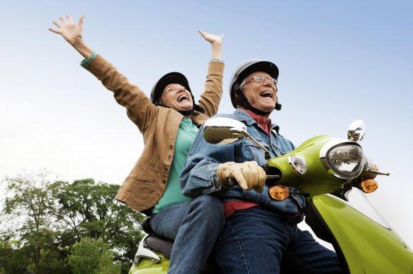 Беззаботная старость: 25% пар в возрасте от 40 лет никогда не обсуждали, что будут делать на пенсии