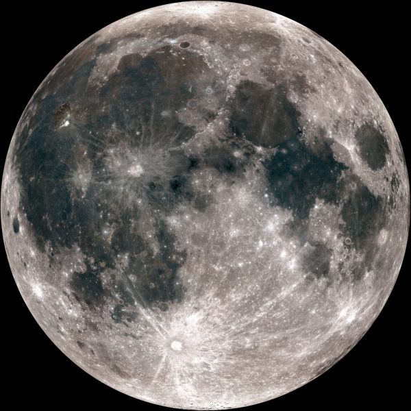 Ученые: Активность астронавтов США привела к накаливанию Луны