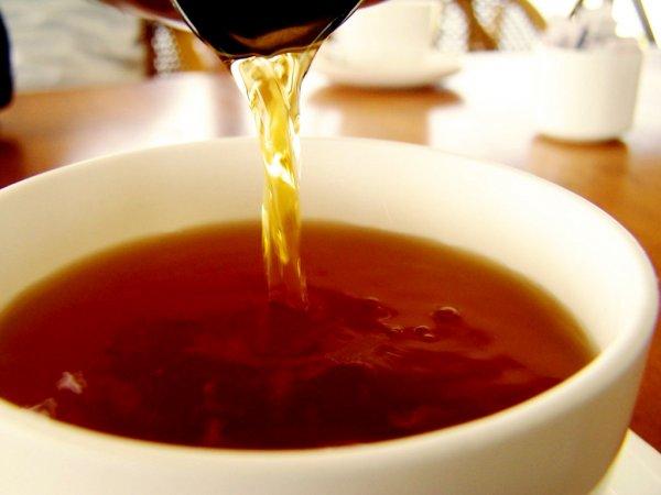 Ученые: Черный чай препятствует развитию рака