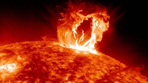 Астрономы предупредили о магнитной буре на 23 июля